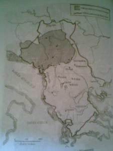 harta-serbiei-dinastia-nemanjici