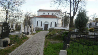 cimitir armani bucovo