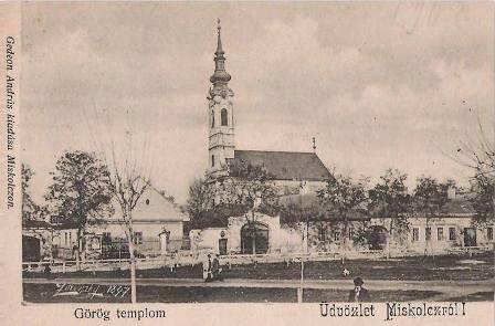 miskolc biserica