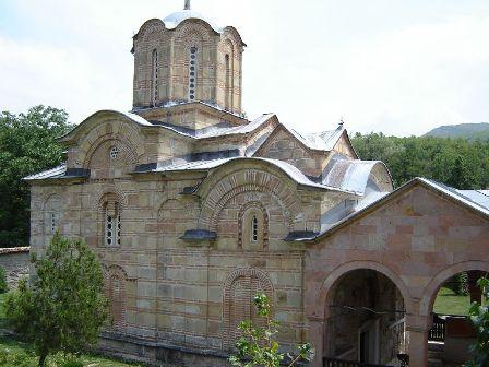 Marko-Monastery-church
